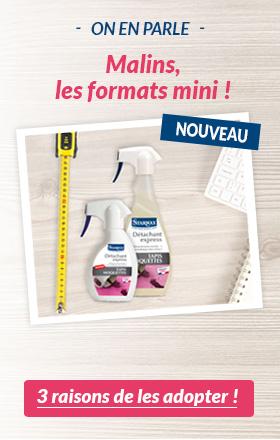 Malins, les formats mini !