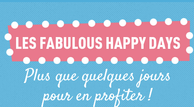 Les Fabulous Happy Days